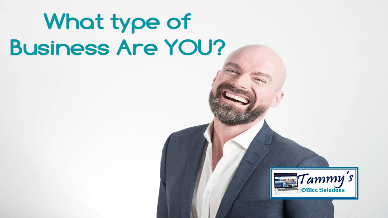 Steps to Starting a Business - What type of business are you