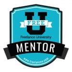 Freelance University Mentor - Tammy S. Durden