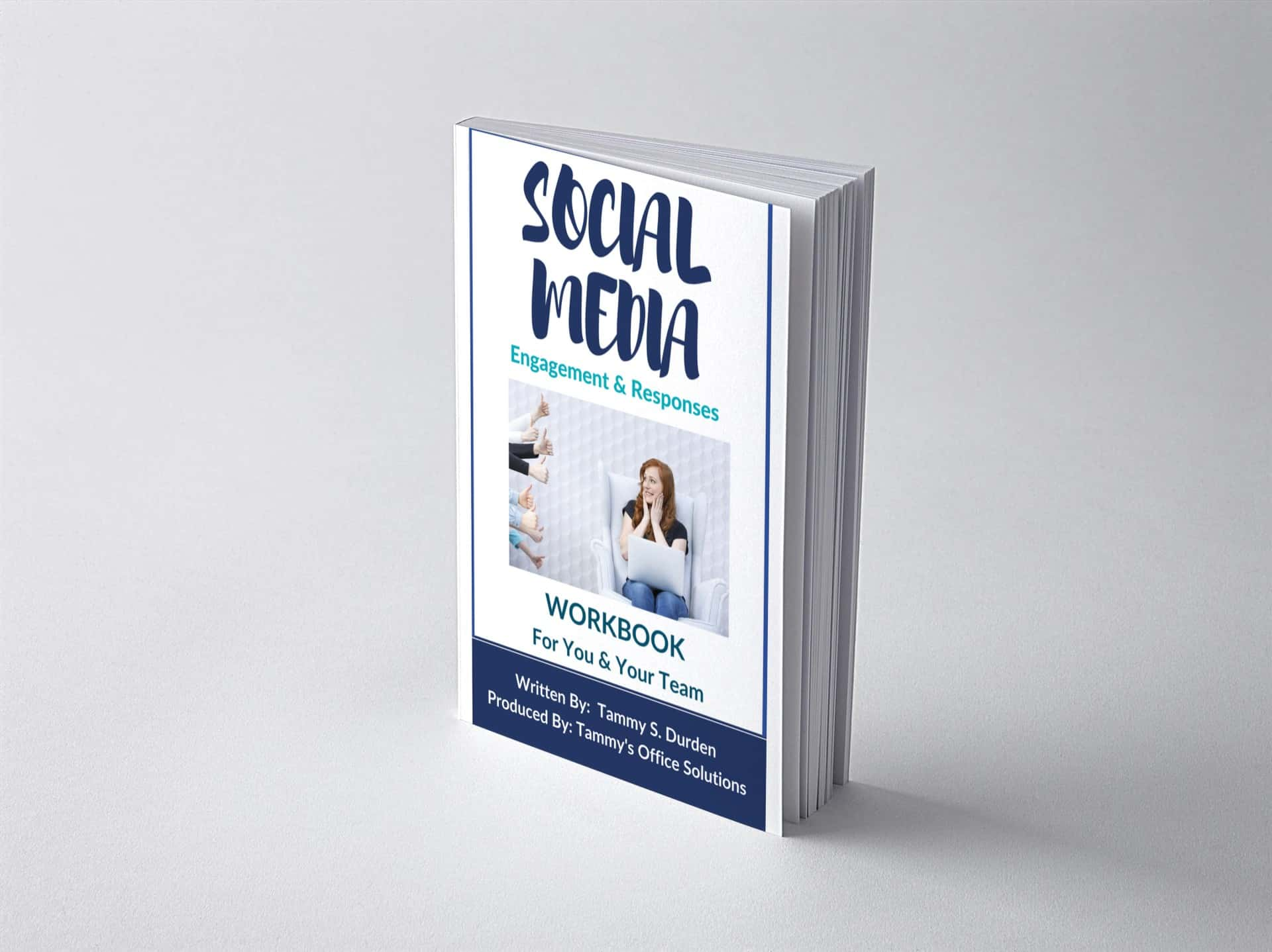 Social Media Workbook from Tammy S. Durden - TammysOffices
