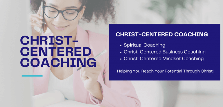Christ-Centered Coaching