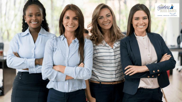 Fearless Boss Babes - business women