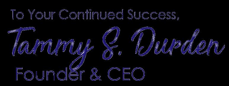 Tammy S. Durden - Fearless Business Boss & Fearless Boss Babes